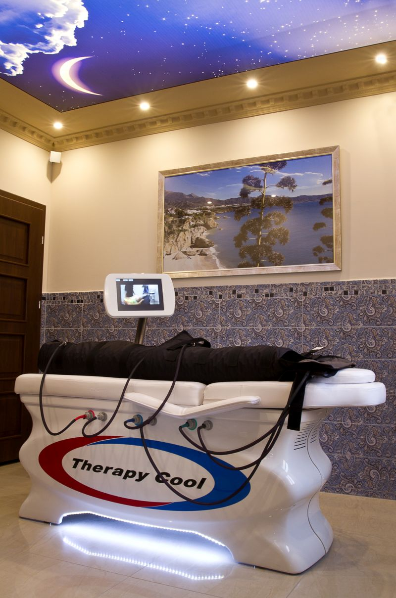 THERAPY COOL (TERAPIA KONTRASTAMI)